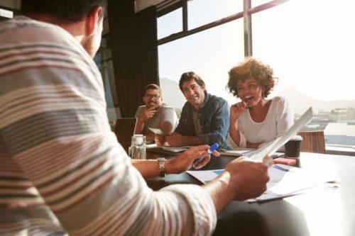 最大のメリットは、企業側との信頼関係が入社前からすでに生まれている点