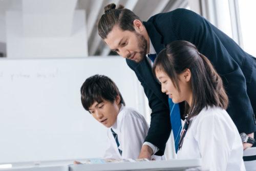 外資系エージェントには前職:英会話教師がゴロゴロいる
