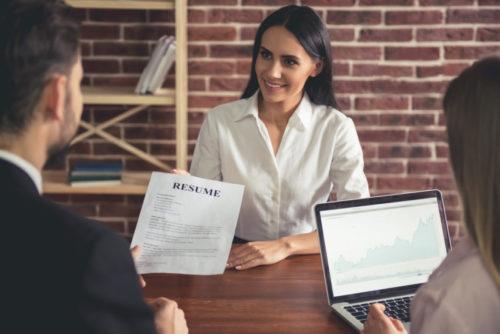 職務経歴書の場合:3つの注意点と書き方