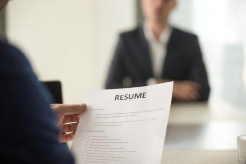 履歴書の場合:5つの注意点と書き方